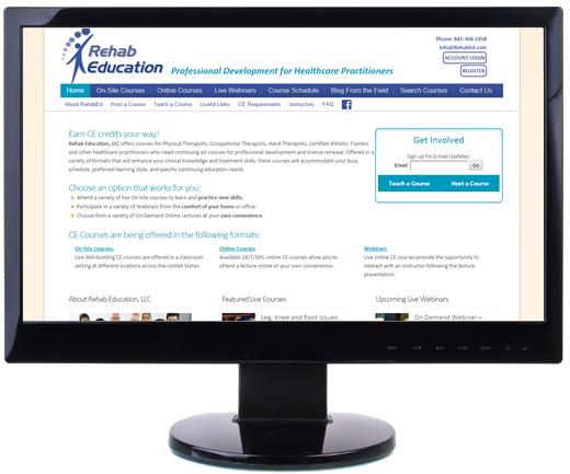 Rehab Education